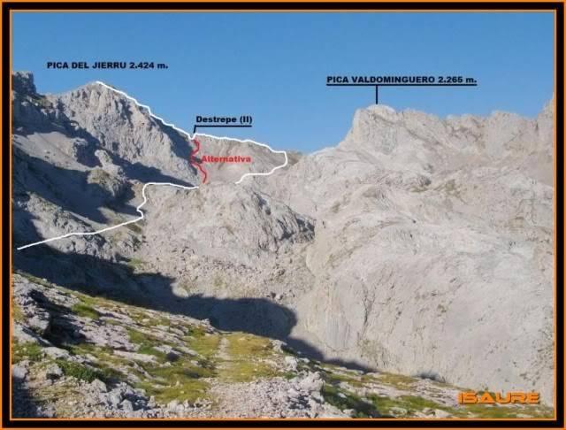 Morra de Lechugales 2.441m. desde Jito Escarandi. MORRADELECHUGALES054-1