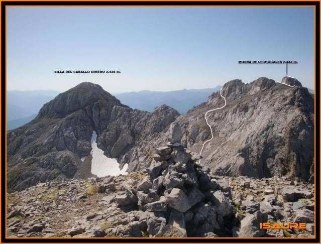 Morra de Lechugales 2.441m. desde Jito Escarandi. MORRADELECHUGALES083-1