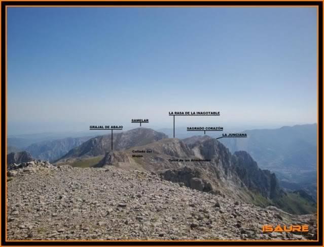 Morra de Lechugales 2.441m. desde Jito Escarandi. MORRADELECHUGALES084-1