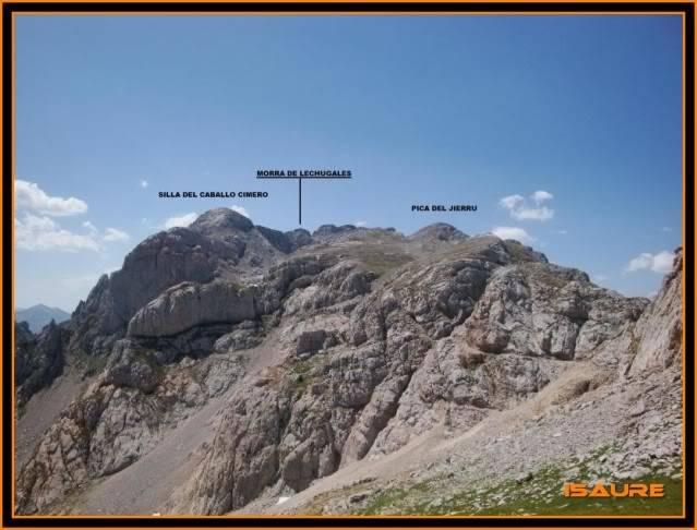 Morra de Lechugales 2.441m. desde Jito Escarandi. MORRADELECHUGALES137-1