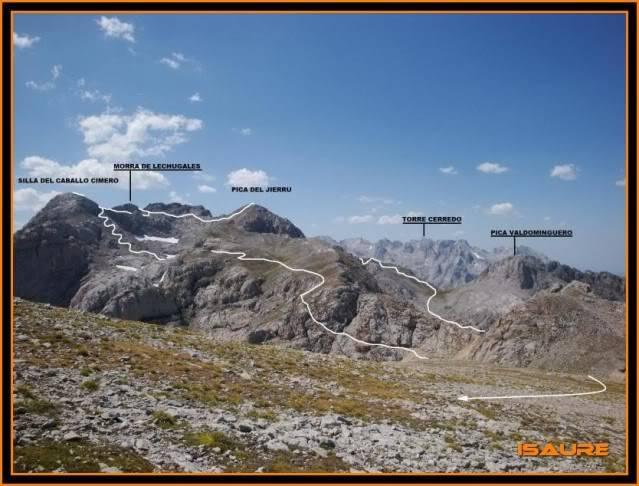 Morra de Lechugales 2.441m. desde Jito Escarandi. MORRADELECHUGALES138-1