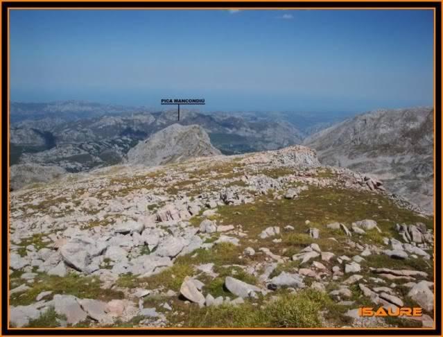 Morra de Lechugales 2.441m. desde Jito Escarandi. MORRADELECHUGALES148-1