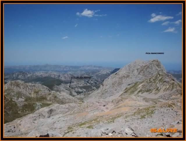 Morra de Lechugales 2.441m. desde Jito Escarandi. MORRADELECHUGALES155-1