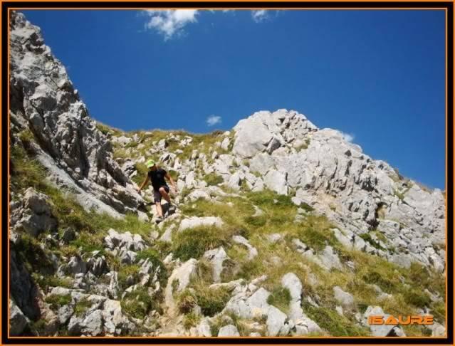 Morra de Lechugales 2.441m. desde Jito Escarandi. MORRADELECHUGALES191