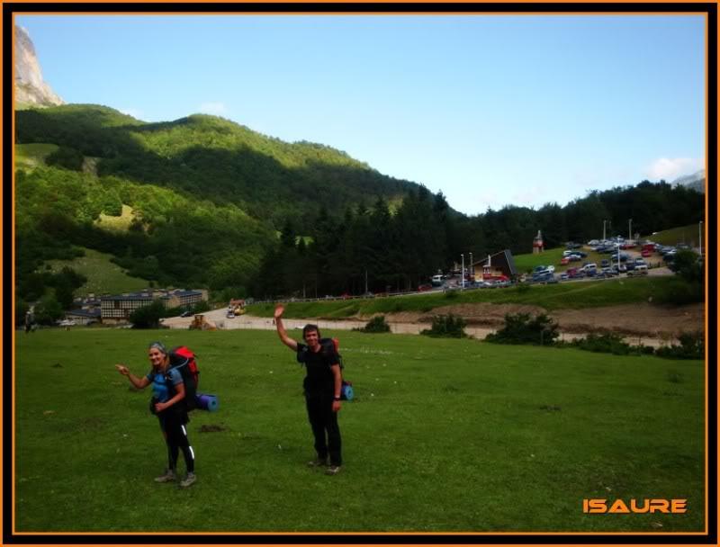 Peña Vieja 2.613m. Pico Tesorero 2.570m. Desde Fuente Dé PEAVIEJA001