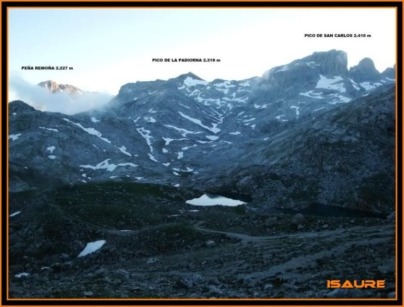 Peña Vieja 2.613m. Pico Tesorero 2.570m. Desde Fuente Dé PEAVIEJA044-1