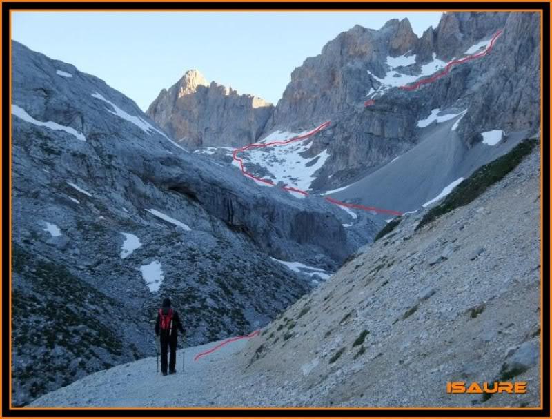 Peña Vieja 2.613m. Pico Tesorero 2.570m. Desde Fuente Dé PEAVIEJA105-1