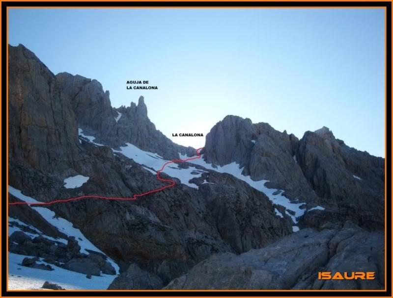 Peña Vieja 2.613m. Pico Tesorero 2.570m. Desde Fuente Dé PEAVIEJA117