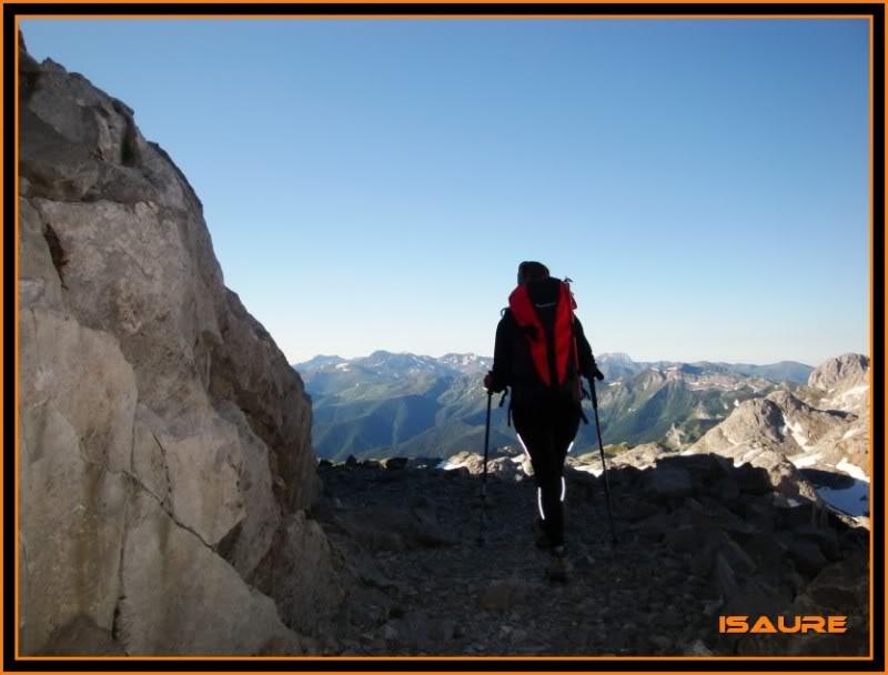 Peña Vieja 2.613m. Pico Tesorero 2.570m. Desde Fuente Dé PEAVIEJA121