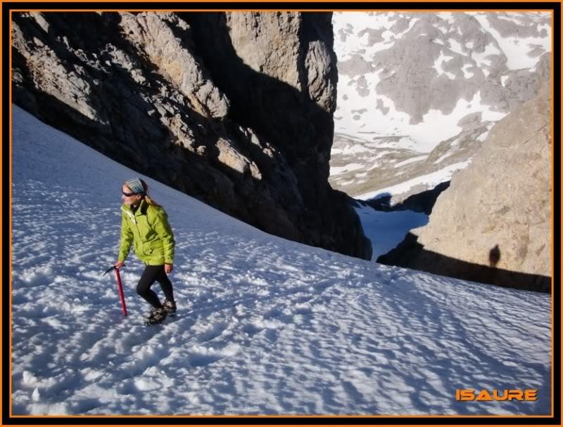 Peña Vieja 2.613m. Pico Tesorero 2.570m. Desde Fuente Dé PEAVIEJA140