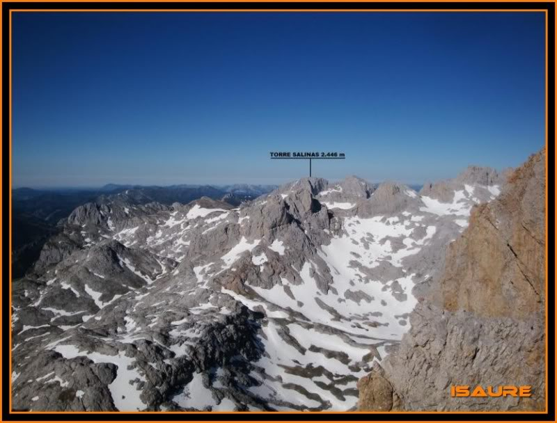 Peña Vieja 2.613m. Pico Tesorero 2.570m. Desde Fuente Dé PEAVIEJA155-1