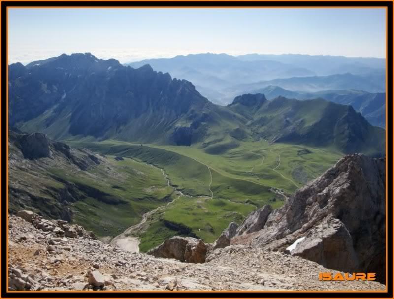 Peña Vieja 2.613m. Pico Tesorero 2.570m. Desde Fuente Dé PEAVIEJA165