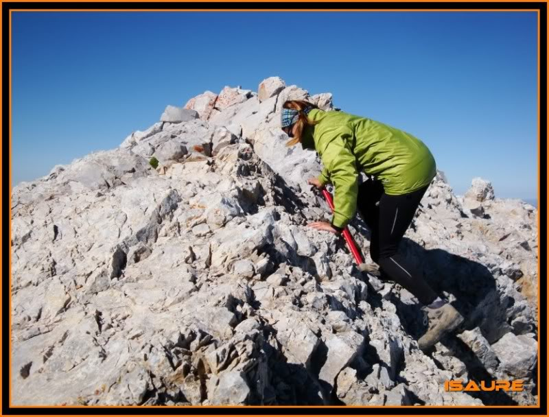 Peña Vieja 2.613m. Pico Tesorero 2.570m. Desde Fuente Dé PEAVIEJA168-1