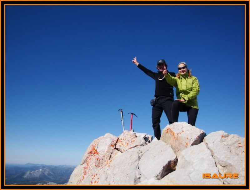 Peña Vieja 2.613m. Pico Tesorero 2.570m. Desde Fuente Dé PEAVIEJA171