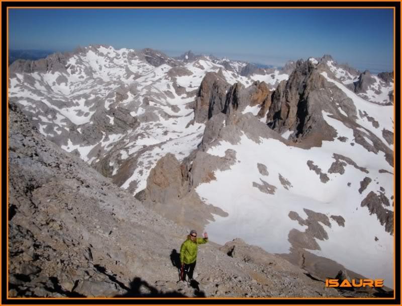 Peña Vieja 2.613m. Pico Tesorero 2.570m. Desde Fuente Dé PEAVIEJA184
