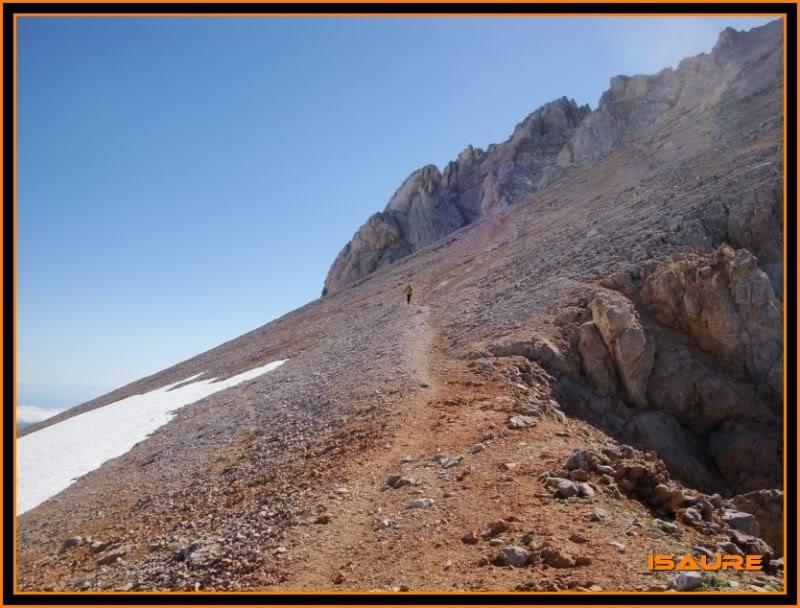 Peña Vieja 2.613m. Pico Tesorero 2.570m. Desde Fuente Dé PEAVIEJA191