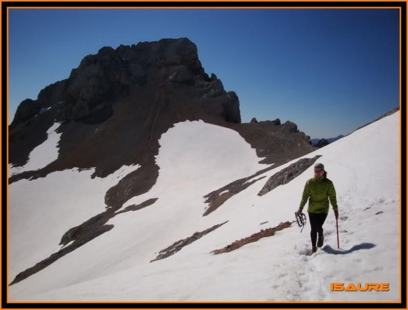 Peña Vieja 2.613m. Pico Tesorero 2.570m. Desde Fuente Dé PEAVIEJA192