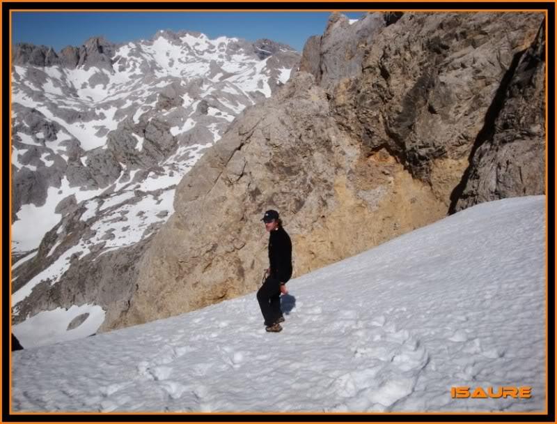 Peña Vieja 2.613m. Pico Tesorero 2.570m. Desde Fuente Dé PEAVIEJA193