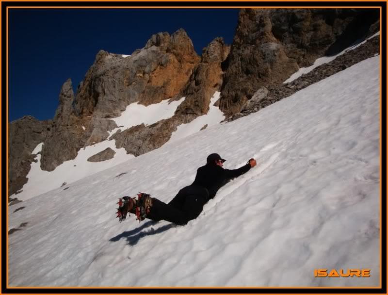 Peña Vieja 2.613m. Pico Tesorero 2.570m. Desde Fuente Dé PEAVIEJA200