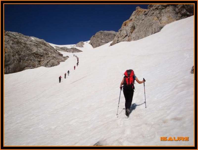 Peña Vieja 2.613m. Pico Tesorero 2.570m. Desde Fuente Dé PEAVIEJA205