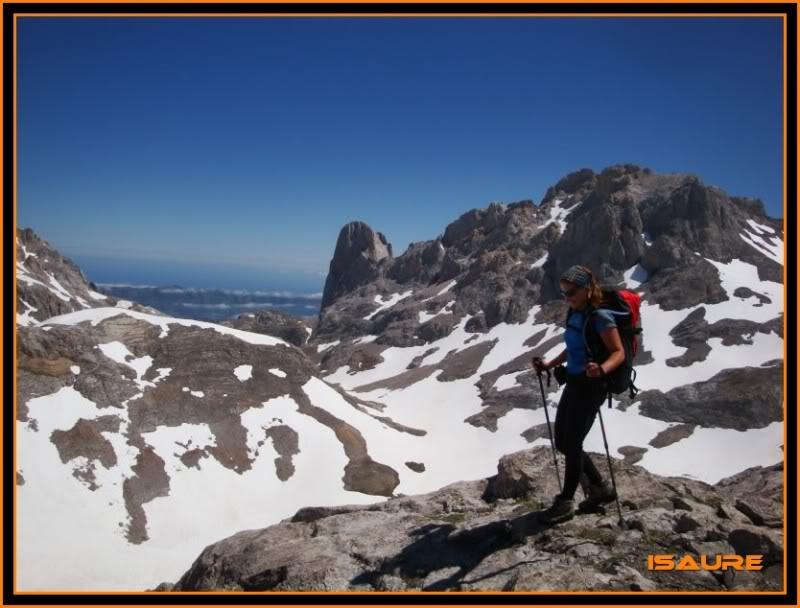 Peña Vieja 2.613m. Pico Tesorero 2.570m. Desde Fuente Dé PEAVIEJA211