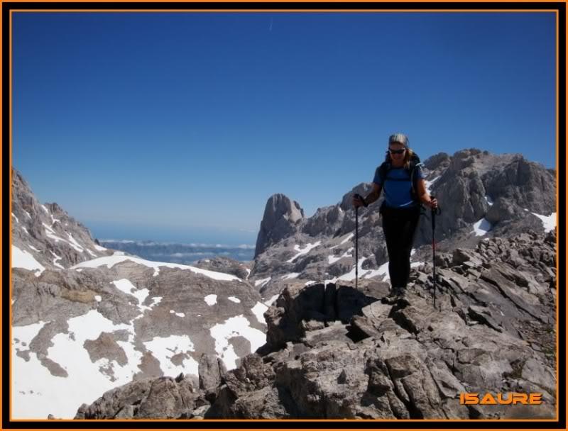 Peña Vieja 2.613m. Pico Tesorero 2.570m. Desde Fuente Dé PEAVIEJA213