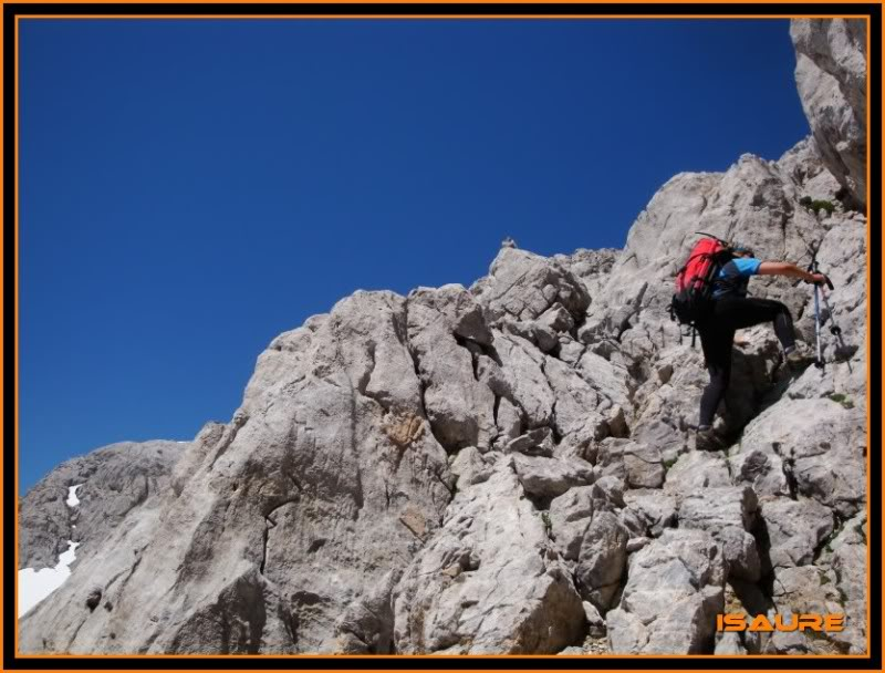 Peña Vieja 2.613m. Pico Tesorero 2.570m. Desde Fuente Dé PEAVIEJA217