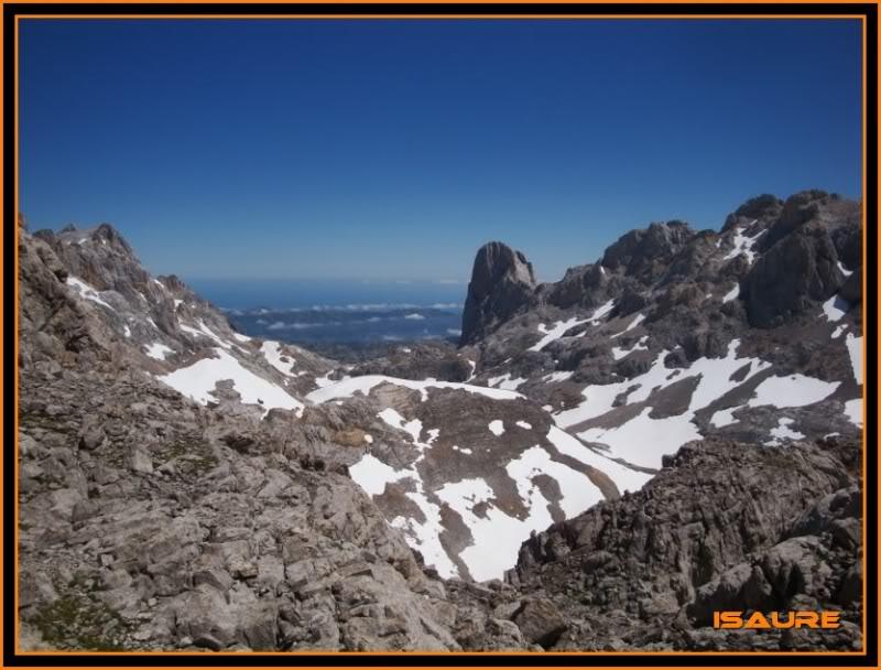 Peña Vieja 2.613m. Pico Tesorero 2.570m. Desde Fuente Dé PEAVIEJA218