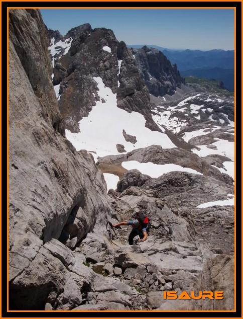 Peña Vieja 2.613m. Pico Tesorero 2.570m. Desde Fuente Dé PEAVIEJA222