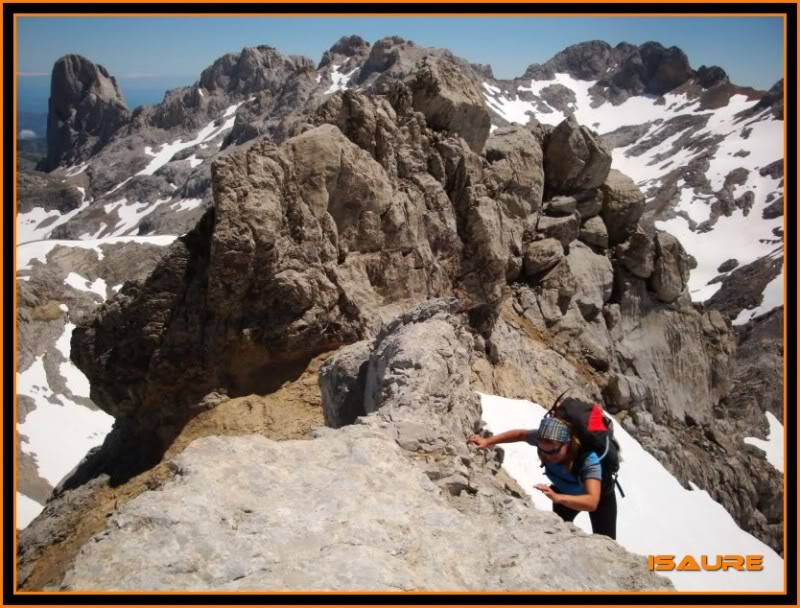 Peña Vieja 2.613m. Pico Tesorero 2.570m. Desde Fuente Dé PEAVIEJA227