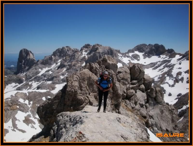 Peña Vieja 2.613m. Pico Tesorero 2.570m. Desde Fuente Dé PEAVIEJA228