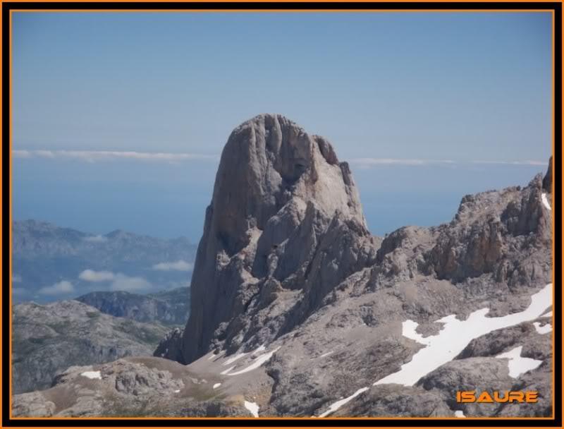 Peña Vieja 2.613m. Pico Tesorero 2.570m. Desde Fuente Dé PEAVIEJA229