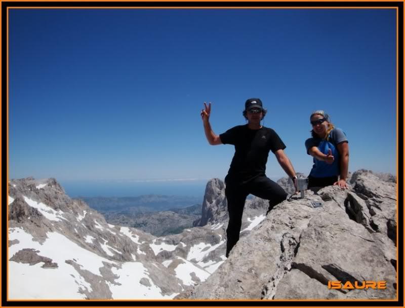 Peña Vieja 2.613m. Pico Tesorero 2.570m. Desde Fuente Dé PEAVIEJA241
