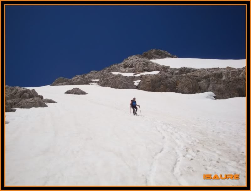 Peña Vieja 2.613m. Pico Tesorero 2.570m. Desde Fuente Dé PEAVIEJA253
