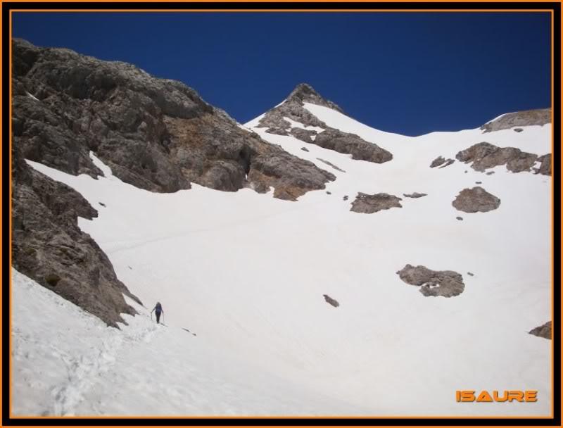 Peña Vieja 2.613m. Pico Tesorero 2.570m. Desde Fuente Dé PEAVIEJA256