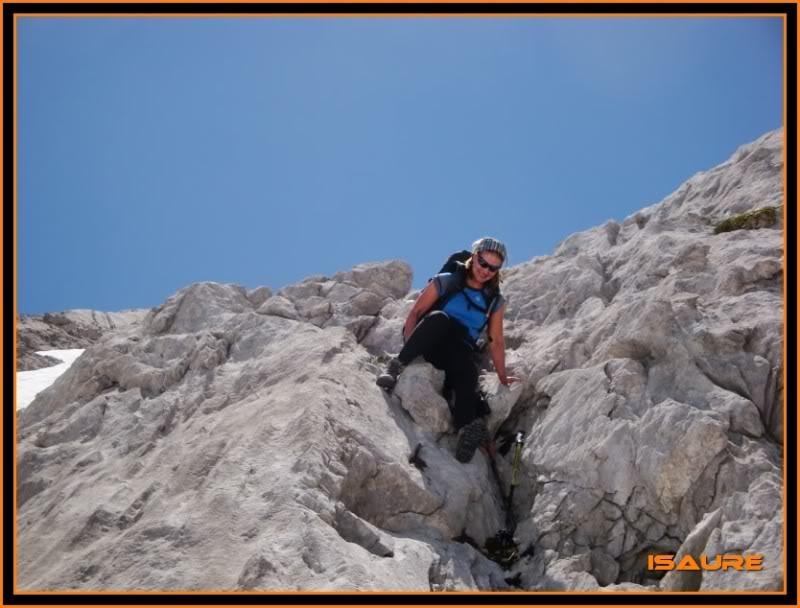 Peña Vieja 2.613m. Pico Tesorero 2.570m. Desde Fuente Dé PEAVIEJA258