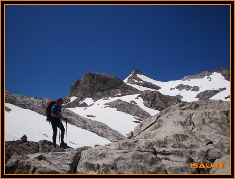 Peña Vieja 2.613m. Pico Tesorero 2.570m. Desde Fuente Dé PEAVIEJA259