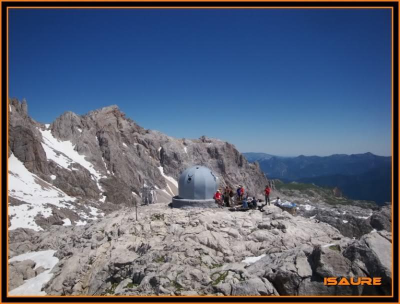 Peña Vieja 2.613m. Pico Tesorero 2.570m. Desde Fuente Dé PEAVIEJA261