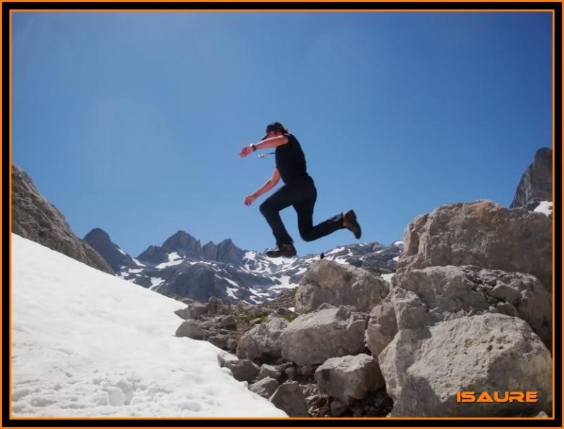 Peña Vieja 2.613m. Pico Tesorero 2.570m. Desde Fuente Dé PEAVIEJA270