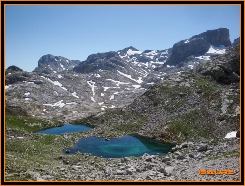 Peña Vieja 2.613m. Pico Tesorero 2.570m. Desde Fuente Dé PEAVIEJA275