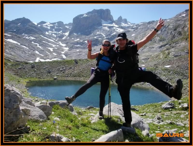 Peña Vieja 2.613m. Pico Tesorero 2.570m. Desde Fuente Dé PEAVIEJA281-1