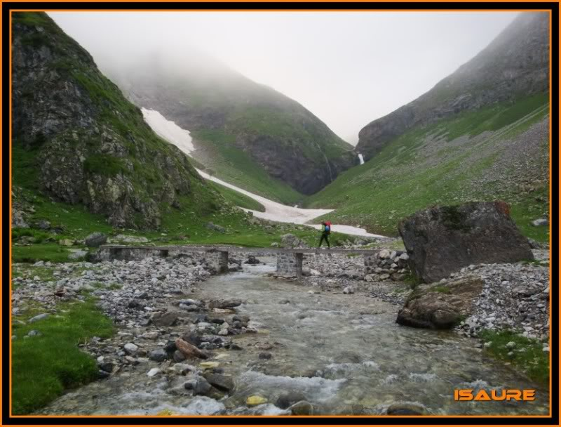 Vignemale 3.298m. desde la presa d´Ossoue (Gavarnie) VIGNEMALE012