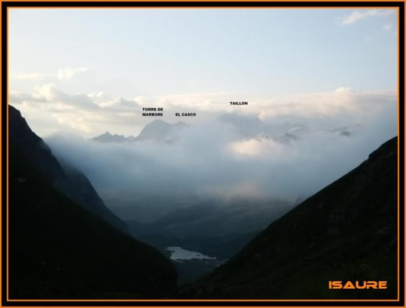 Vignemale 3.298m. desde la presa d´Ossoue (Gavarnie) VIGNEMALE025-1
