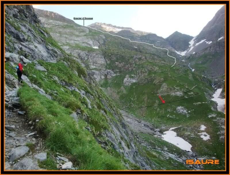 Vignemale 3.298m. desde la presa d´Ossoue (Gavarnie) VIGNEMALE034-1