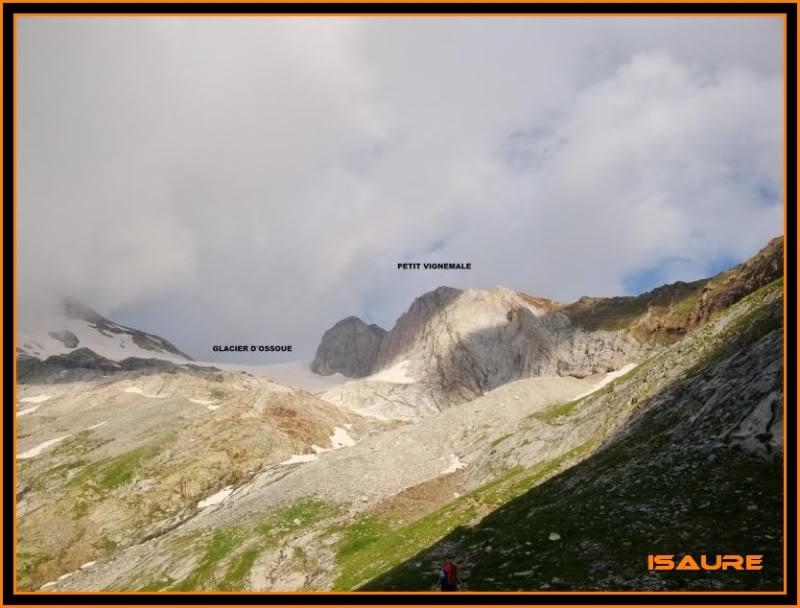 Vignemale 3.298m. desde la presa d´Ossoue (Gavarnie) VIGNEMALE042-1