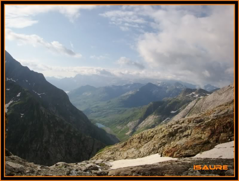 Vignemale 3.298m. desde la presa d´Ossoue (Gavarnie) VIGNEMALE052