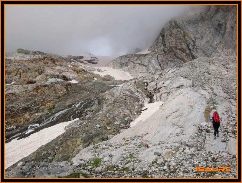 Vignemale 3.298m. desde la presa d´Ossoue (Gavarnie) VIGNEMALE055