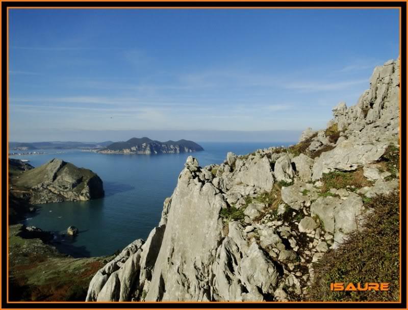 Ascensión nudista al monte Candina 498m. 110