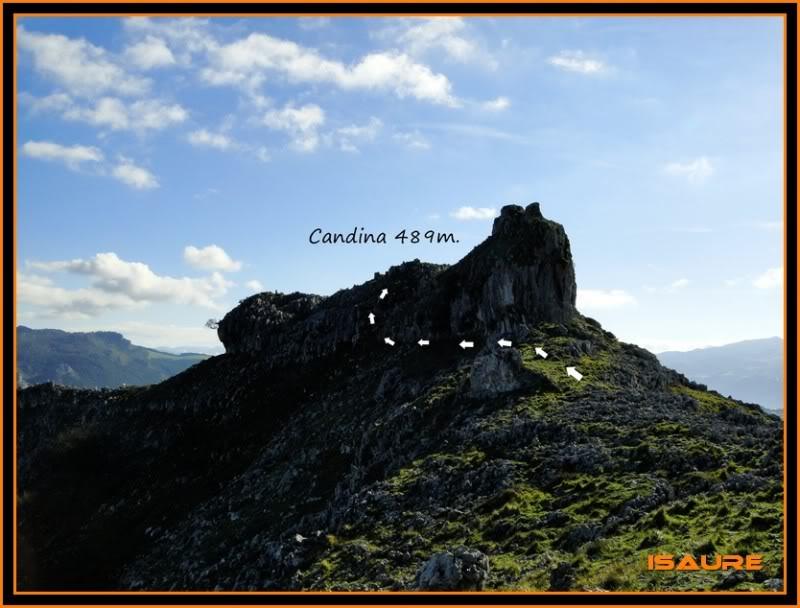 Ascensión nudista al monte Candina 498m. 135