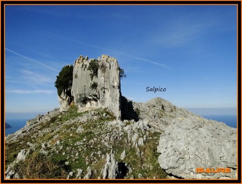 Ascensión nudista al monte Candina 498m. 138